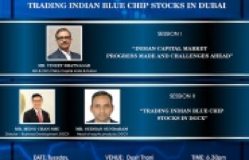 Trading Indian Blue Chip Stocks in Dubai