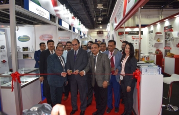 India Pavilion Inaugurated at Intersec 2018