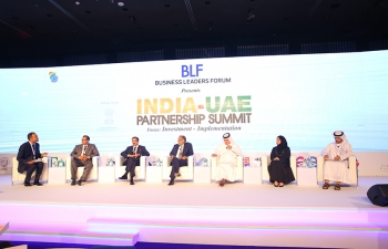 India UAE Partnership Summit (IUPS)