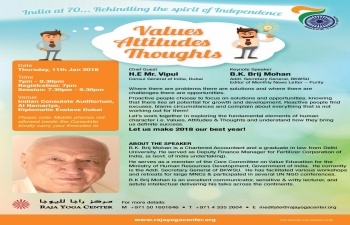 Values Attitudes Thoughts