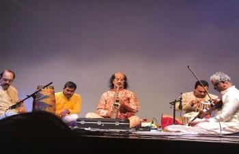 Grand Saxaphone concert by Padmashri Kadri Gopalnath