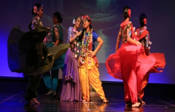 Bhakta Purushotamam – A dance-drama pantomime