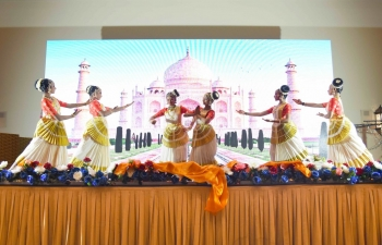 Indian Odyssey - a showcase of India's rich cultural mosaic through dance performances