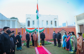 72nd Republic Day Celebrations, 26 January 2021