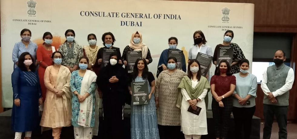 The Consulate General of India in collaboration with Dubai Foundation for Women and Children organised a session on